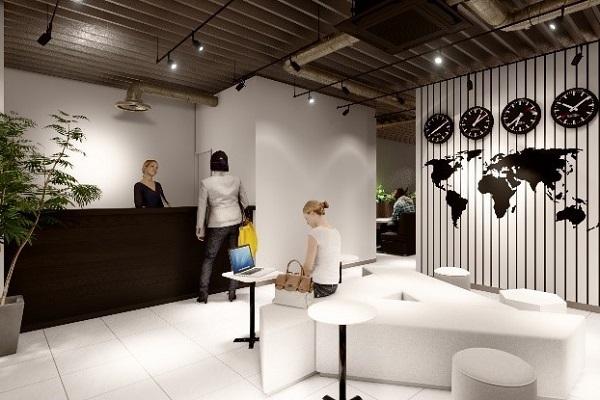 大阪に大型シェアハウス「BIZcircle×BIZcomfort大阪東梅田」が開業、24時間365日利用可 2番目の画像