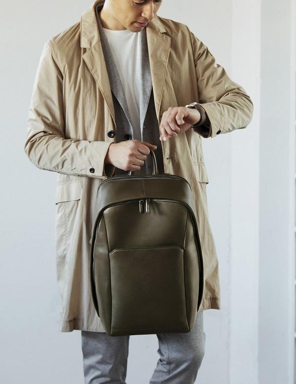 土屋鞄からオンオフ兼用の新シリーズ「Vainno(ヴァイノ)」が登場 2番目の画像