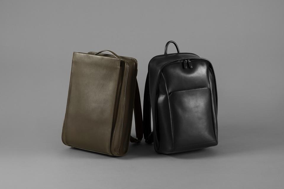 土屋鞄からオンオフ兼用の新シリーズ「Vainno(ヴァイノ)」が登場 3番目の画像