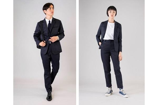 異業種から参入したことが強み…水道工事会社のユニフォームから生まれた「スーツに見える作業着」躍進の原動力 1番目の画像