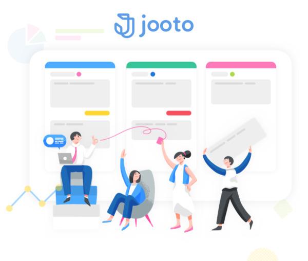 タスク管理ツール「Jooto」が、複数プロジェクトの全タスクを一元管理できる機能を追加 1番目の画像