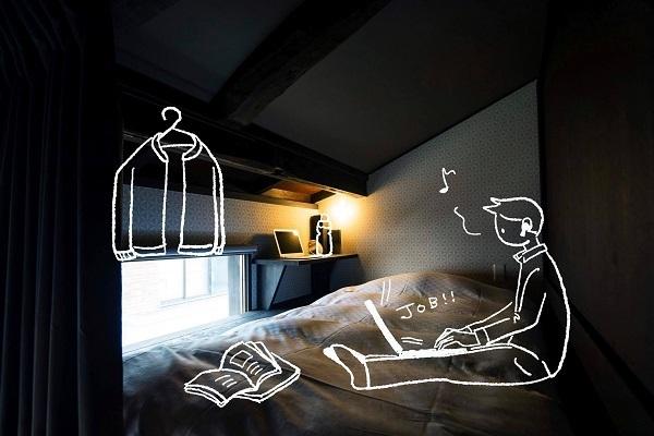 明治時代の元遊郭建築でリモートワーク!UNKNOWN KYOTOに「個室付きコワーキングプラン」が登場 4番目の画像