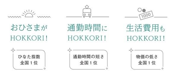 片道平均24.5分!通勤時間が日本一短い「宮崎県」へのUIターン促進キャンペーンが展開中 2番目の画像