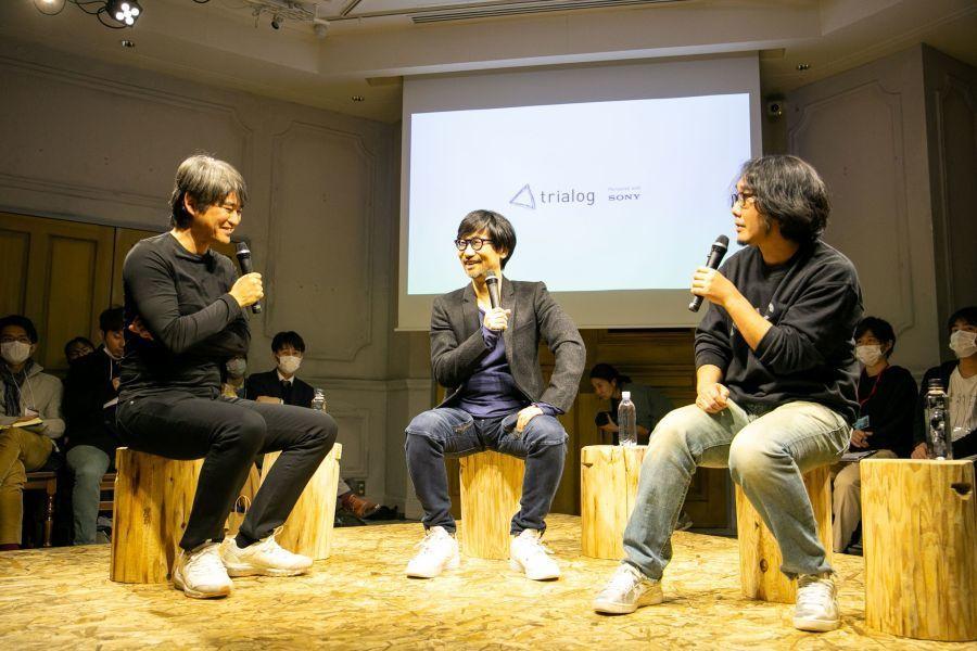 ゲームクリエイター小島 秀夫氏らが語る!「いい仕事」とは何か?トークイベント「trialog vol.9」のダイジェスト動画が公開 2番目の画像