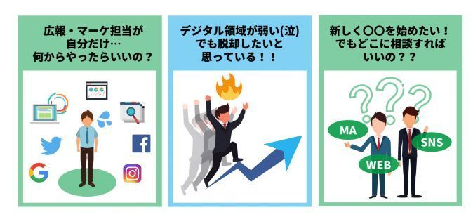 WEBマーケティングのプロに無料で個別相談!株式会社inglowのオンライン相談会が4月・5月に開催 3番目の画像