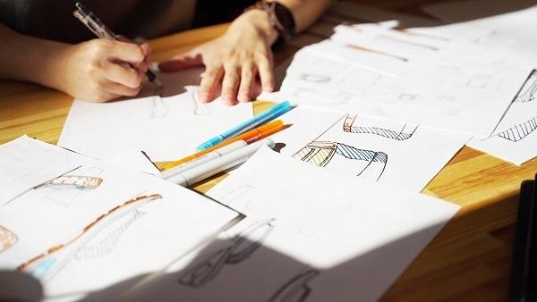 雪駄×スニーカーの「unda」に大反響、新感覚シューズを生み出したデザインユニットの仕事術とは 9番目の画像