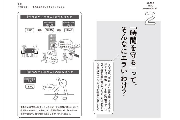 IT起業家・ひろゆき氏の頭の中を図解、書籍「なまけもの時間術 管理社会を生き抜く無敵のセオリー23」発売 3番目の画像