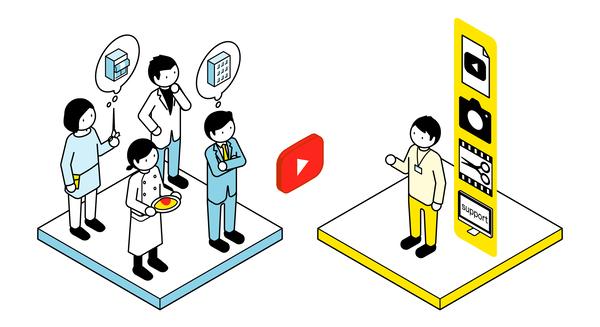 動画制作を自社で完結するための「動画制作講座・サポート・コンサル」サービスが登場 1番目の画像