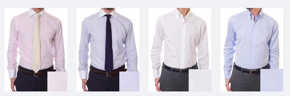 クールビズスタイルにもこだわりを!程よい高級感を演出するワイシャツブランド4選 2番目の画像