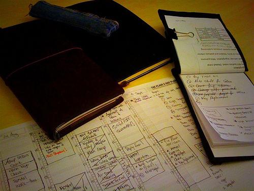 新社会人におすすめ!仕事を効率化するためのノートの作り方 1番目の画像