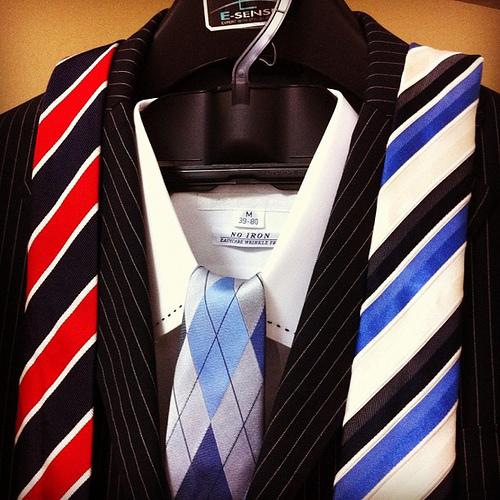 転職をする際に気を付けたい面接時のネクタイのマナー 1番目の画像